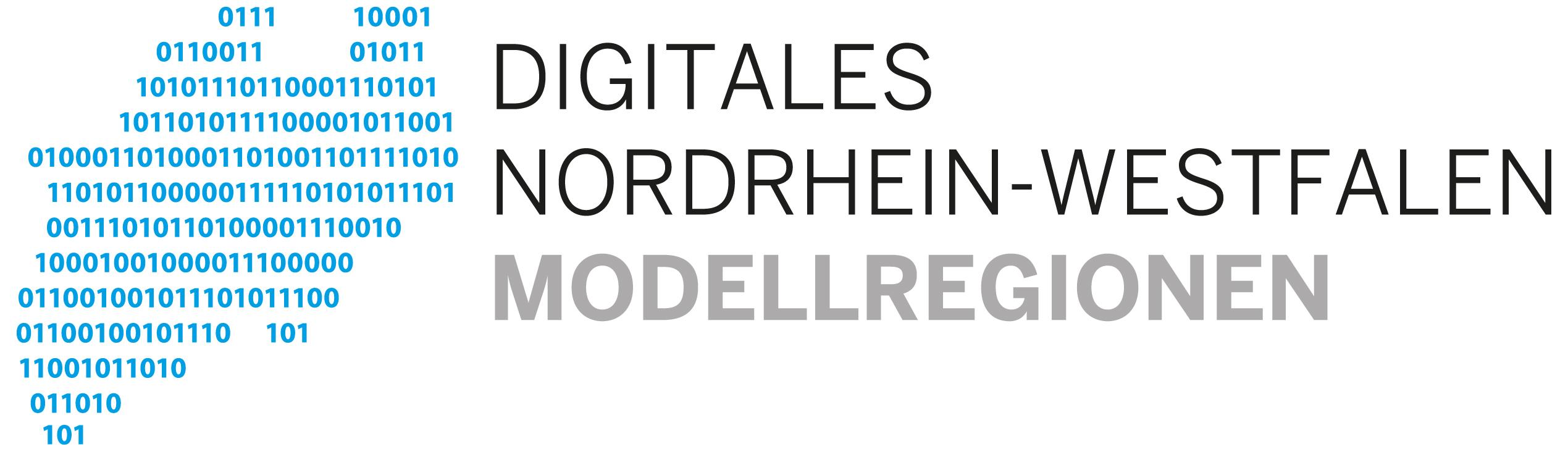 Im Rahmen des Förderprogramms Digitale Modellregion - Stadt Aachen und Städteregion Aachen des Ministeriums für Wirtschaft, Innovation, Digitalisierung und Energie des Landes NRW